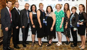 UIA Gala Dinner in Melbourne: a J-Wire photo gallery