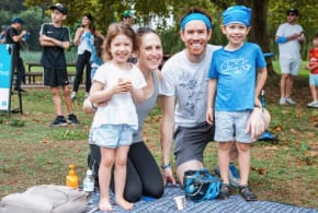 UIA NSW hosts fun run & picnic with Ziv Shilon   – Photo Gallery