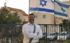 Ari Fuld's supporters run the Jerusalem marathon – a video report