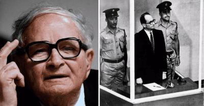 Legendary Mossad agent Rafi Eitan dies at 92