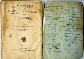 Pesach during the Holocaust