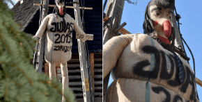 World Jewish Congress condemns antisemitic effigy burning in Poland