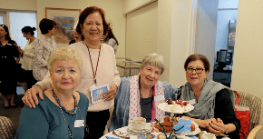 Celebrating volunteers making a world of difference