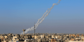 Gaza rocket hits yeshivah in Sderot in second attack of day