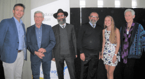 Courage to Care exhibition at Surfers Paradise