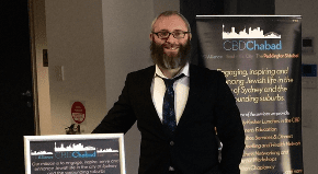 Sydney's CBDChabad springs its wings