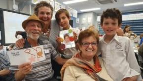 Grandparents Day features Rosh Hashanah