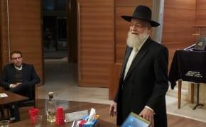 Bringing Jewish life to Budapest