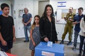 Israel goes to vote, again