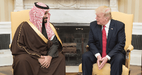 Trump: US 'locked and loaded' following attack on Saudi oil field
