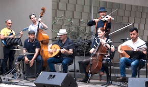 Under the Olive Tree: a concert of Arabic & Jewish music