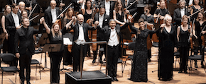 A briefish Mahler fest: Music review by Fraser Beath McEwing
