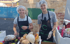 Diller feeds our community with C-Care