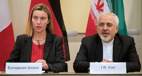 While Iran shoots protesters, Europe schemes to enrich the murderers