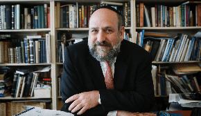 Meet Michael Schudrich: Rabbi to Poland's Jews, the living and the dead