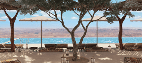 Luxury hotel in Negev Desert lands on 'must-visit' travel lists for 2020