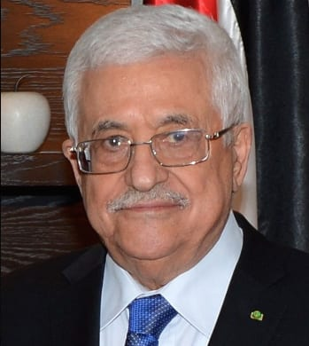 Mahmoud Abbas. Credit: U.S. State Department.