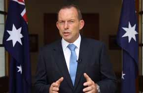 Australia Day message from Tony Abbott