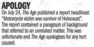 Age-Apology
