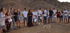 """""""Shalom Israel"""" as Aussie gap year participants get ready to farewell Israel"""
