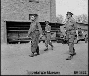 Arrest of guards