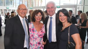 Photo Gallery:    Prime Minister's lunch for Benjamin Netanyahu