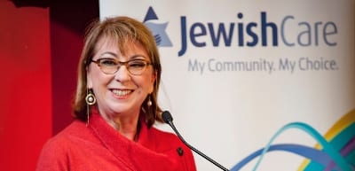 Cate Molly, Coordinator of Jewish Care's Commonwealth Home Support-Respite.