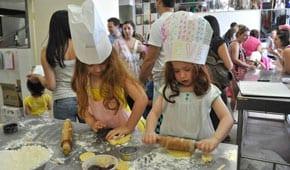 Baking at OBK