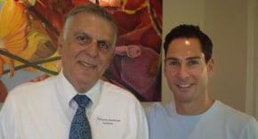 Danny Shechtman and Jeremy Reid