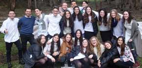 Diller Teen Fellowship registration