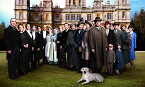 Downton Abbey's Jewish links