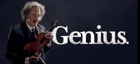 Apr-24  8:30pm  Foxtel/National Geographic:    Genius