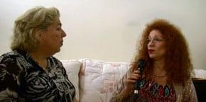 Judy Menczel talks to Fay Sussman
