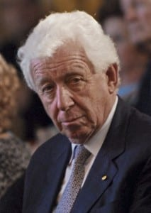 A reflective moment for Frank Lowy                     p.Henry Benjamin