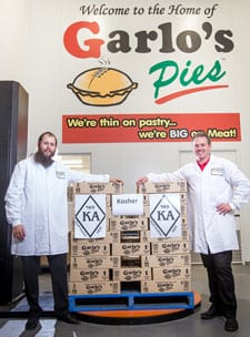 Kosher pies