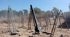 First rocket fired into Israel from Gaza since March