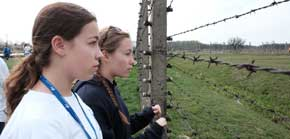 Yom Hashoah  to feature March of the Living doc