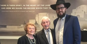 Permanent Holocaust exhibition in Canberra