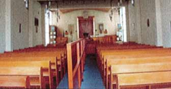 Inside Strathfield Synagogue