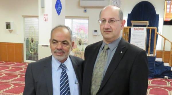 Neil el-Kadomi and Jeremy Jones