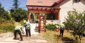 Terrorist murders Israeli girl in her bedroom