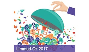 Countdown to the long weekend and Limmud-Oz