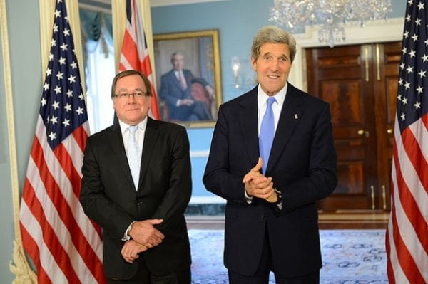 Murray McCully meets John Kerry