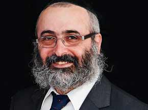 Rabbi Meir Shlomo Kluwgant