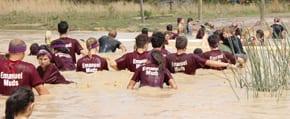 Emanuel muds' muddy challenge
