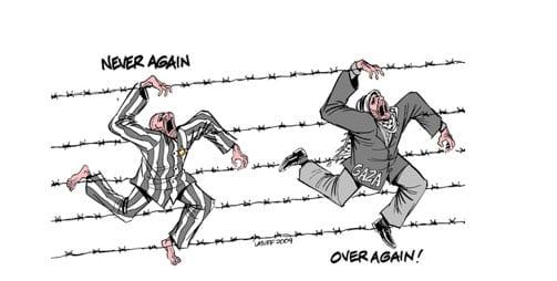 NAzi-Cartoon