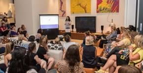 Professional women's workshops