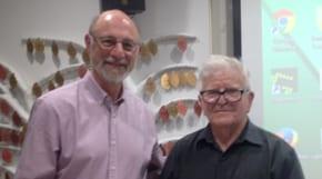 Australian Jewish Historical Society gets a facelift
