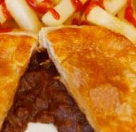 A Katzy's pie