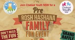 Sep-25   Sydney:   Rosh Hashana family event